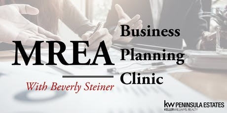 MREA: Business Planning Clinic tickets