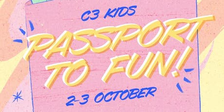 C3 Kids Passport to Fun! tickets