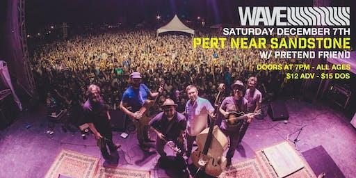 Pert Near Sandstone w/ Pretend Friend live at Wave