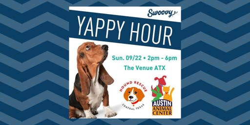 Yappy Hour at the Sunday Soiree