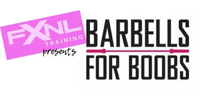 FXNL Presents: Barbells for Boobs Fundraiser Workout