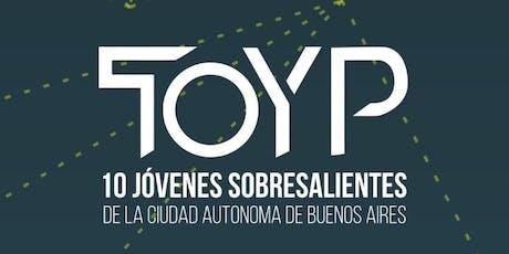 TOYP - 10 Jóvenes Sobresalientes de la Ciudad Autónoma de Buenos Aires 2019 entradas