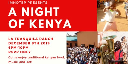A Night of Kenya