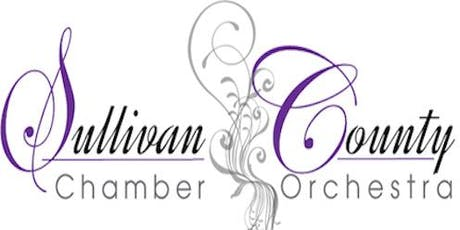 Sullivan County Chamber Orchestra: A German Celebration (Sunday) tickets
