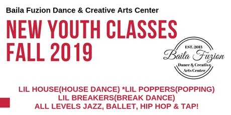 Dancing & Acting Classes in Virginia Beach tickets