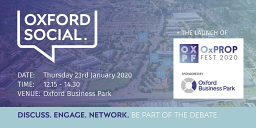 Oxford Social - 23 January 2020