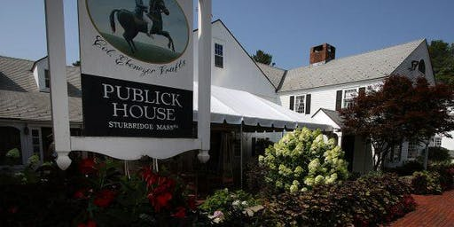 Dinner & Paranormal Investigation at the Historic Publick House Inn!