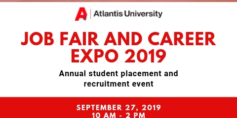 Atlantis University Job Fair