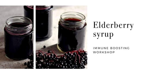 Immune Supporting Elderberry Workshop - Lake Forest
