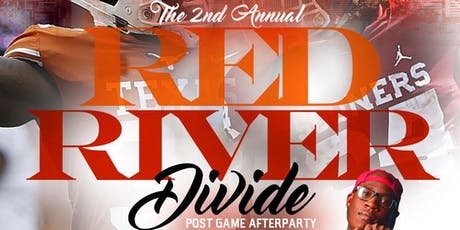 The 2nd Annual Red River DIVIDE: OU vs. TX Post Game Afterparty tickets
