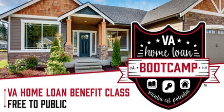 VA Home Loan Bootcamp Silverdale tickets