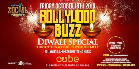 BOLLYWOOD BUZZ - Diwali Special Bollywood Party! tickets
