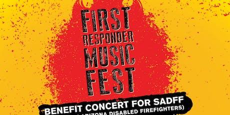 First Responder Fest tickets