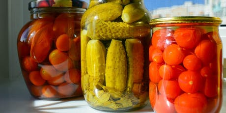 Pick and Pickle Your Own Veggies tickets