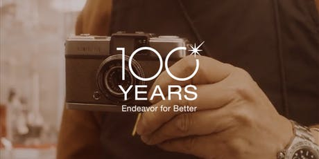 Olympus 100th Birthday - Cake & Firmware Updates tickets
