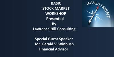 Basic Stock Market Workshop