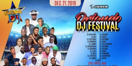 ORLANDO FESTIVAL DJ