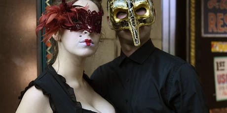 HALLOWEEN MASQUERADE FRIDAY NIGHT DANCE PARTY | BLUE MIDTOWN TIMES SQUARE NEW YORK CITY tickets
