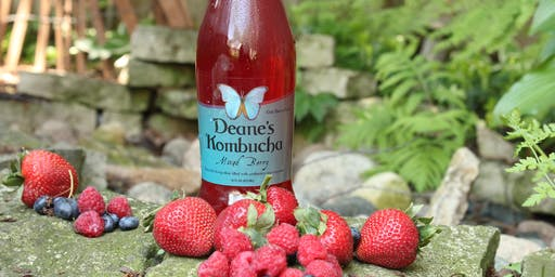 Brew Your Own Kombucha at Home