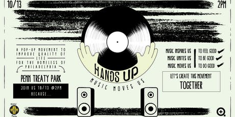 HANDS UP: An Event to Benefit Philadelphia's Homeless Population tickets