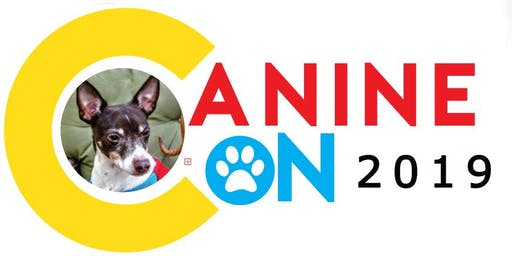 """CANINE-CON III"" on October 22nd, 2019"" A Super Hero Night at the Movies withYour Dog"