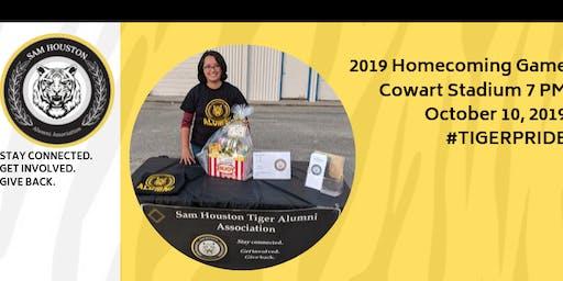 Sam Houston High Homecoming Game 2019