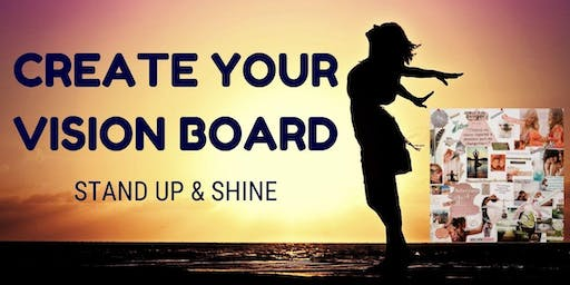 Create your vision board + Give life to it! (5 sessions group coaching)