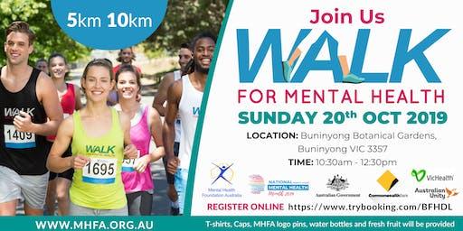 Walk for Mental Health - Ballarat
