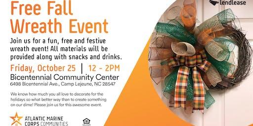 Free Wreath Event (Camp Lejeune & New River)
