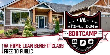 VA Home Loan Bootcamp Seattle tickets