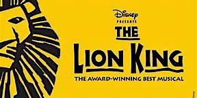 Lion King Bus Trip on Broadway