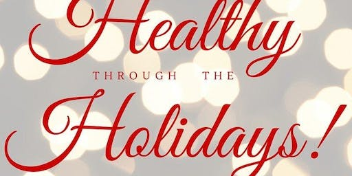 Eat Healthy Through the Holidays