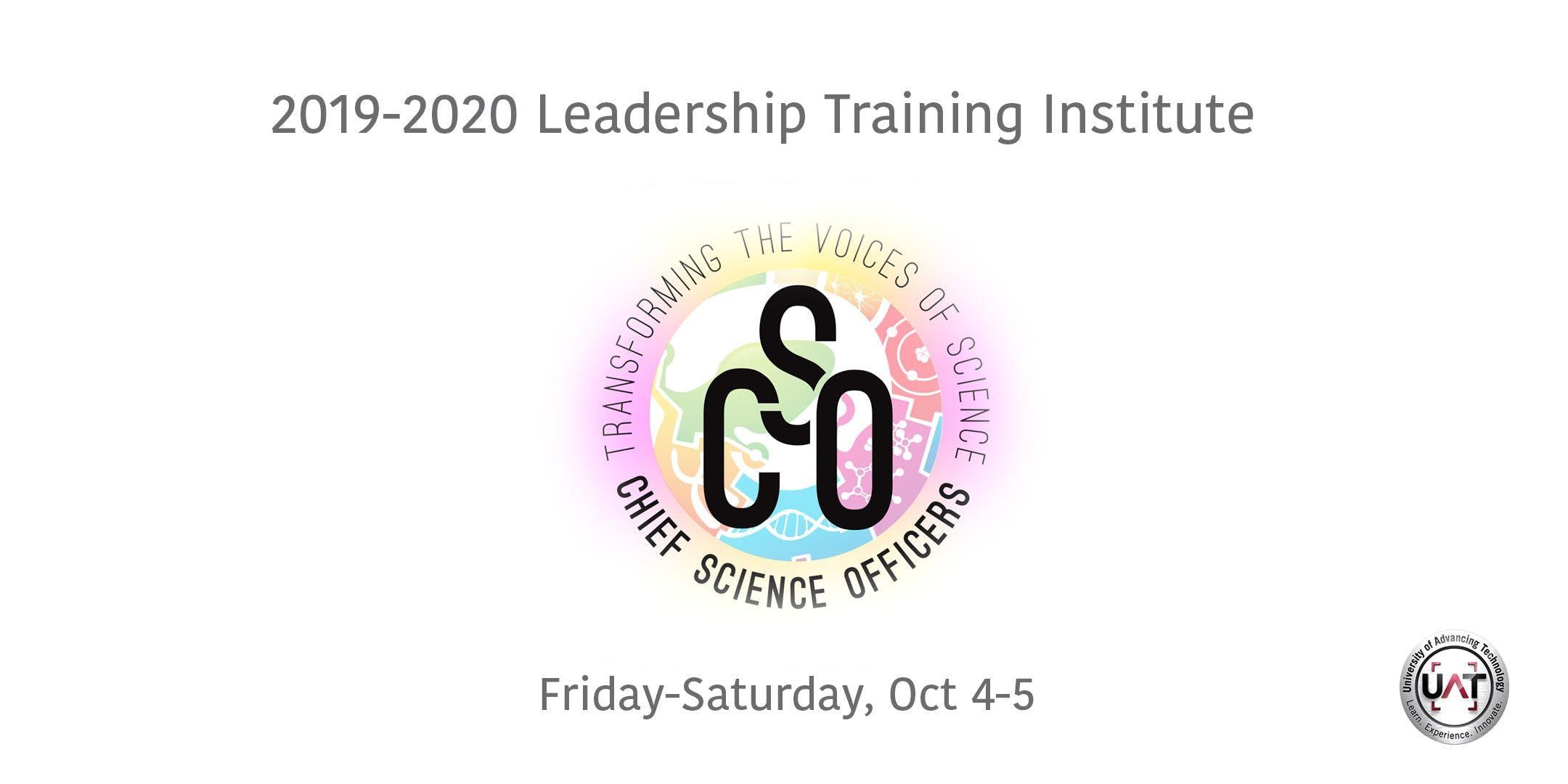 2019-2020 Leadership Training Institute at UAT