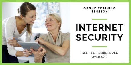 Introduction to Internet Safety for Seniors and Over 50s tickets