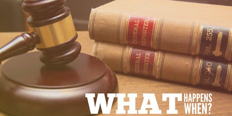 What Happens When - Q & A With Marani Law, LLP tickets