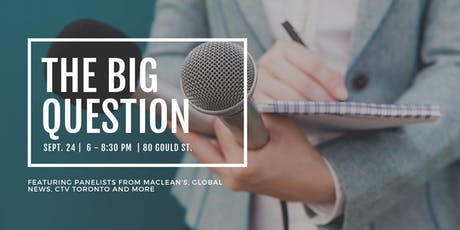 RJAA Talks: The Big Question tickets