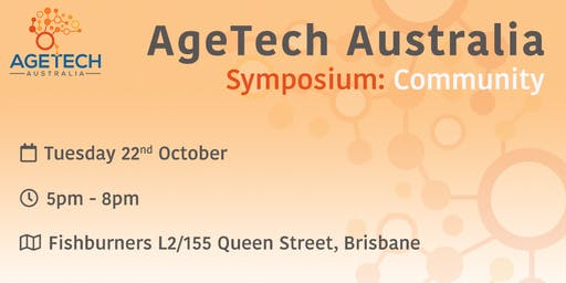 AgeTech Australia Symposium: Community