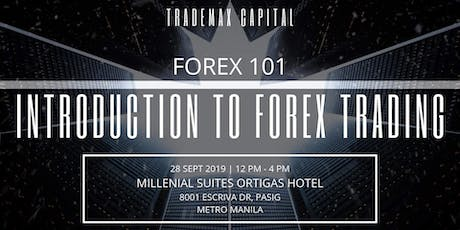 FREE Workshop: Introduction to Forex Trading tickets