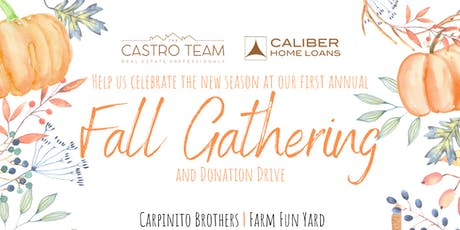 Fall Gathering tickets