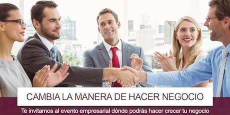 Networking para profesionales - Desayuno empresarial tickets