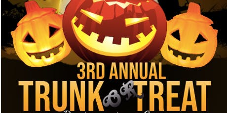 3RD ANNUAL TRUNK OR TREAT tickets