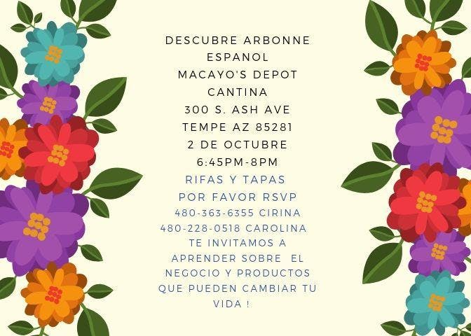 Descubre Arbonne en Español
