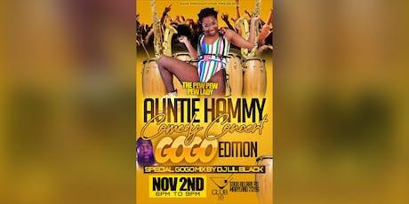 Baltimore Comedy Concert Go-Go Edition tickets