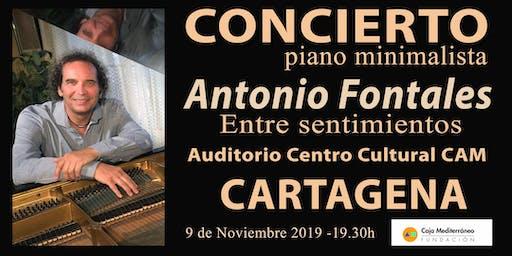 Entre sentimientos -Cartagena