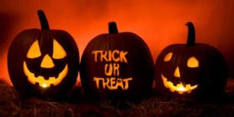 Soirée Halloween gratuit billets