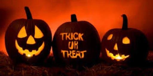 Soirée Halloween gratuit