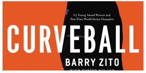 Author Event - Barry Zito