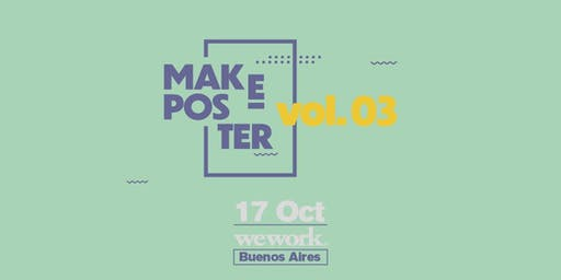 Make Poster vol. 03