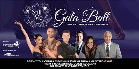 Still Me Gala Ball 2019 tickets