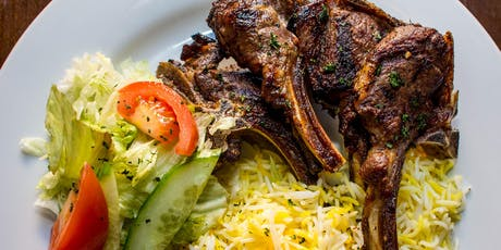 All you can eat Lamb Chops tickets